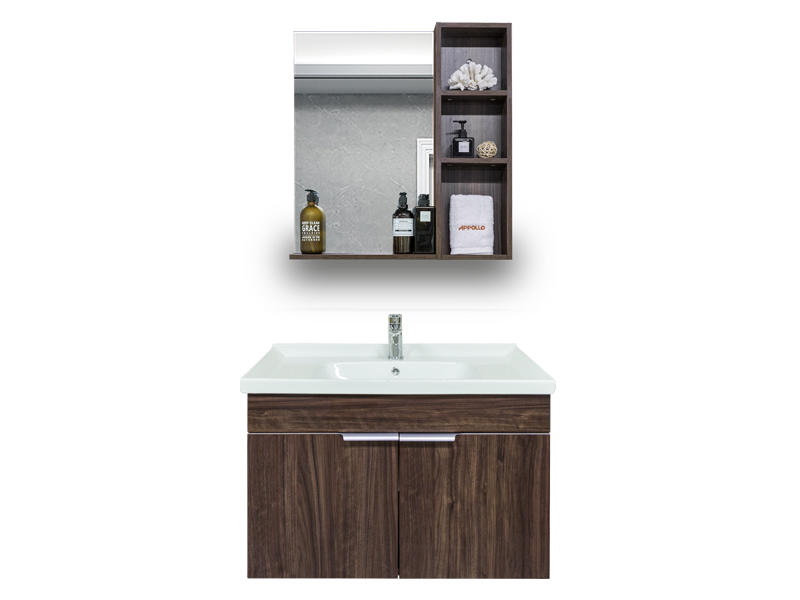 Good quality bathroom units, bathroom storage furniture with mirror AF-1819