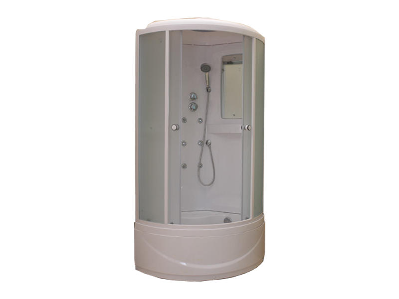 Luxury shower enclosures with tub AW-5028