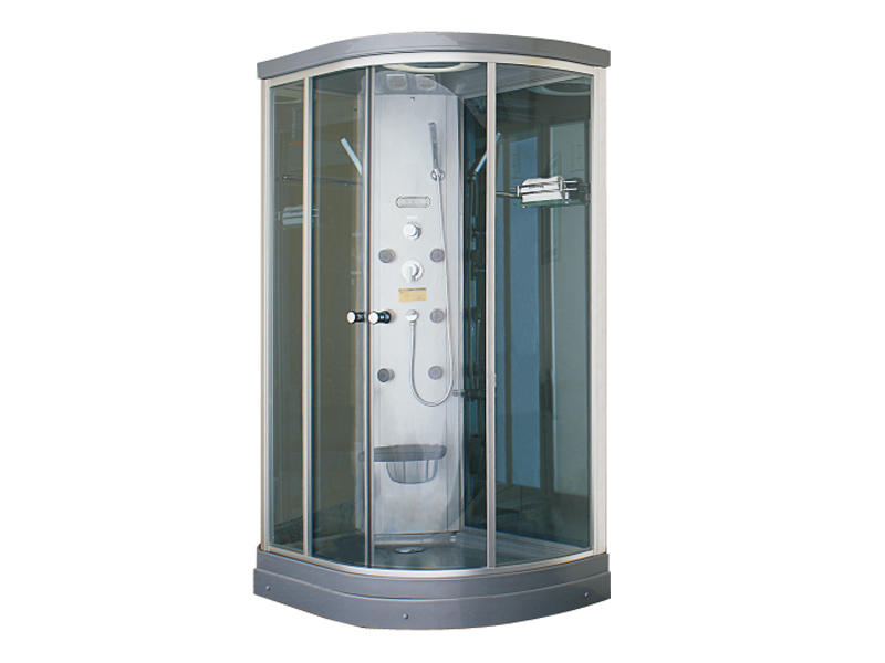 Best seller shower cubicle and tray TS-51W