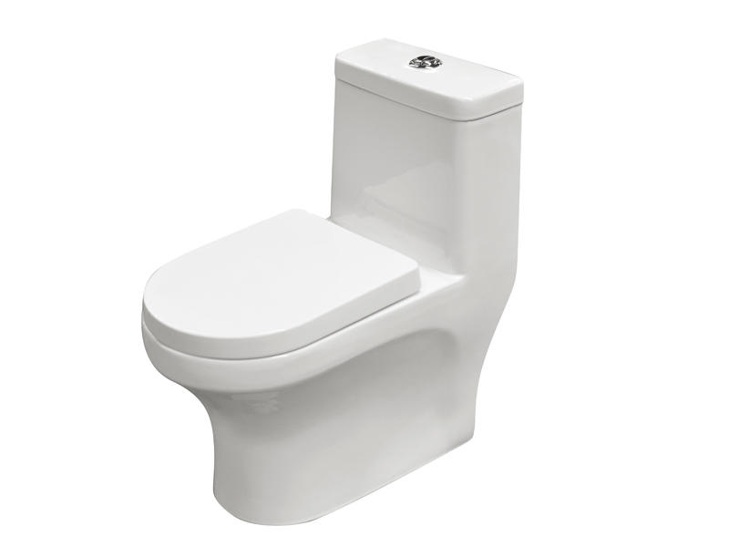 New ceramic toilet with efficient and comfortable ZB-3451
