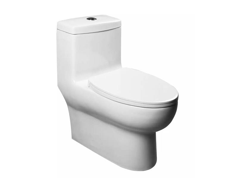 Western toilet commode with high efficiency ZB-3902