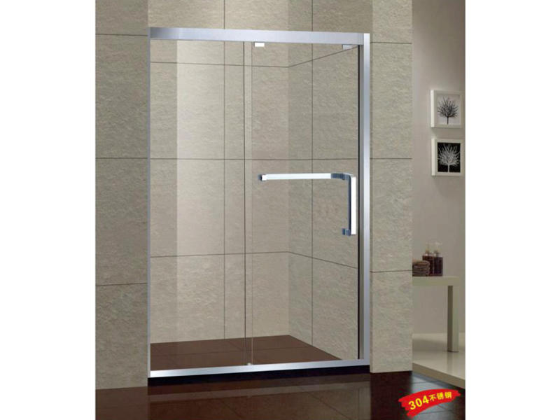 Wholesale Bathroom shower doors with good quality glass TS-6902X