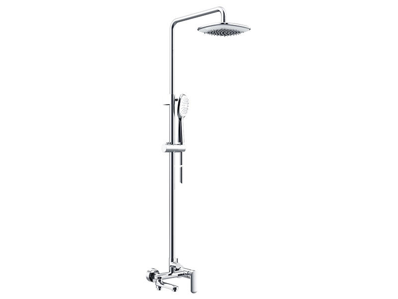 Exquisite wall hung shower with big shower head TS-0533