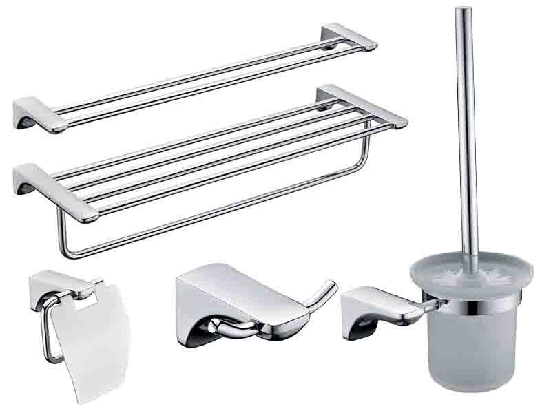 Exquisite Bathroom Accessories Set 5 Pieces MC-009