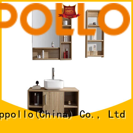 Appollo wall bathroom vanity cabinets for family