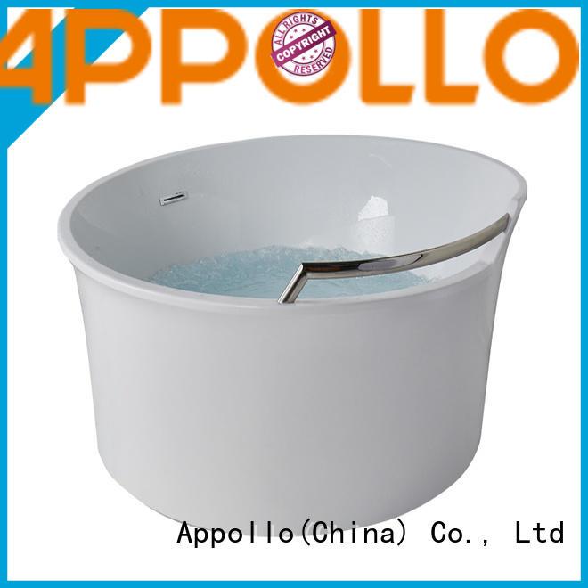 Appollo white bath heater factory for hotel