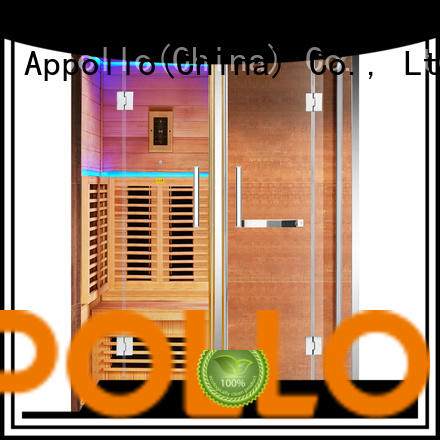 Appollo top the best infrared sauna manufacturers for home use