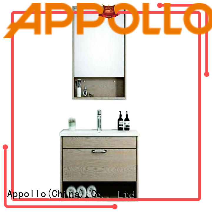 Appollo drawer bathroom cabinet with drawers for house