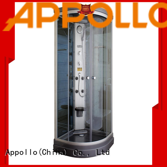 Appollo aw5026 shower enclosure and tray suppliers for hotels