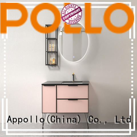 Appollo drawer above toilet storage factory for family