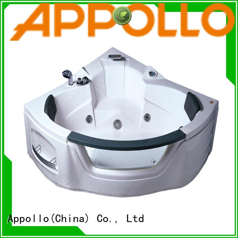 Appollo massage corner air tub suppliers for hotel