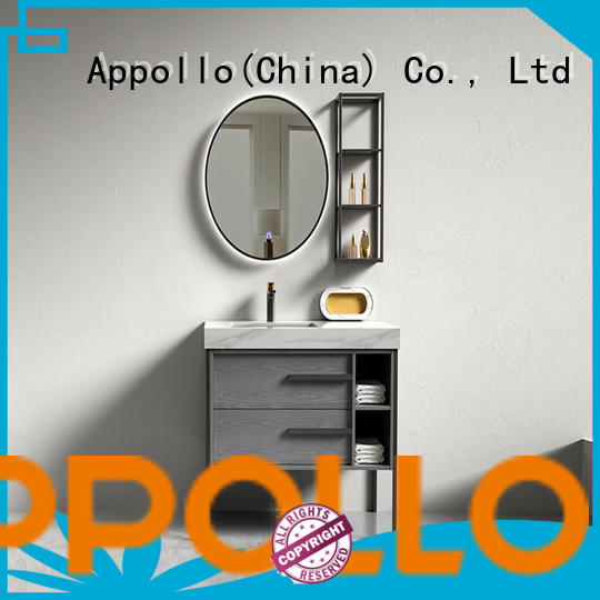Appollo best fitted bathroom furniture manufacturers for house