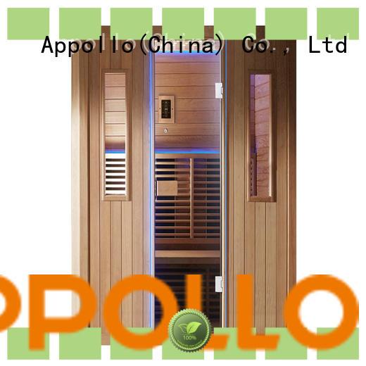 wholesale garden sauna steam manufacturers for 2-3 person