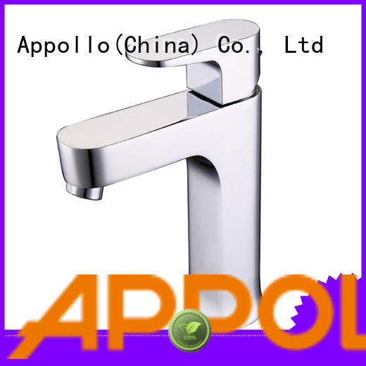 new modern bathroom sink faucet single suppliers for hotel