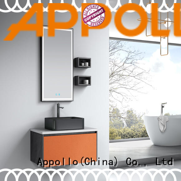 Appollo wholesale bathroom cabinet manufacturers for business for bathroom