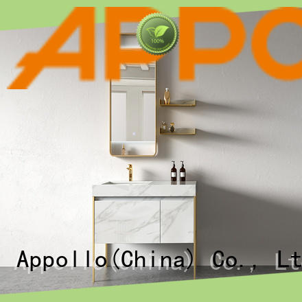 Appollo new bathroom vanity cabinets for business for house