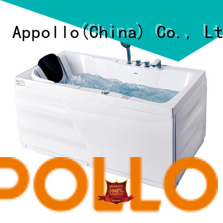 Appollo bubble bathtub bubble spa supply for indoor