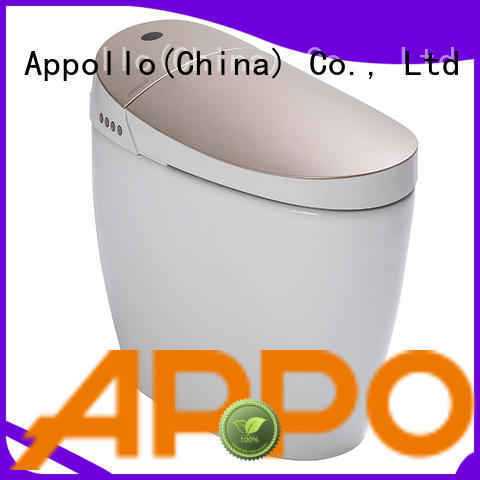 Appollo latest fully automatic toilet for bathroom