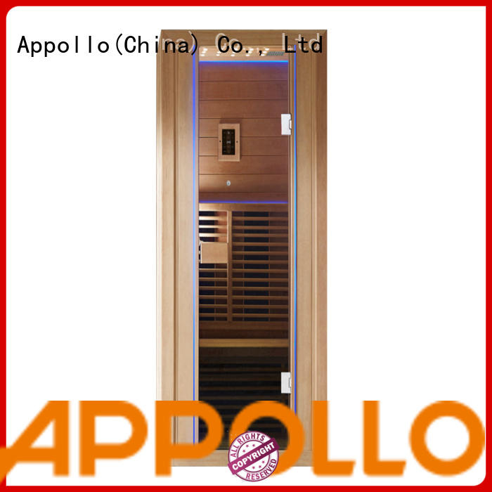 Appollo cabinet indoor sauna for business for house
