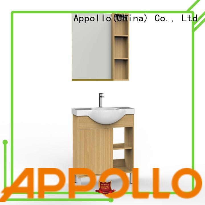 top bathroom vanity cabinets af1802 factory for hotels
