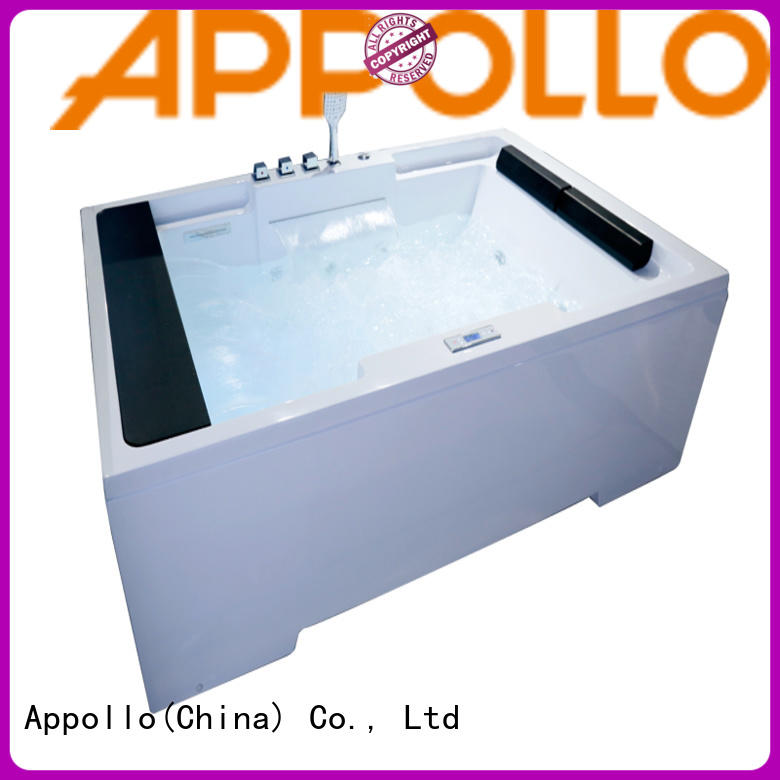Appollo wholesale bathtub size for business for family