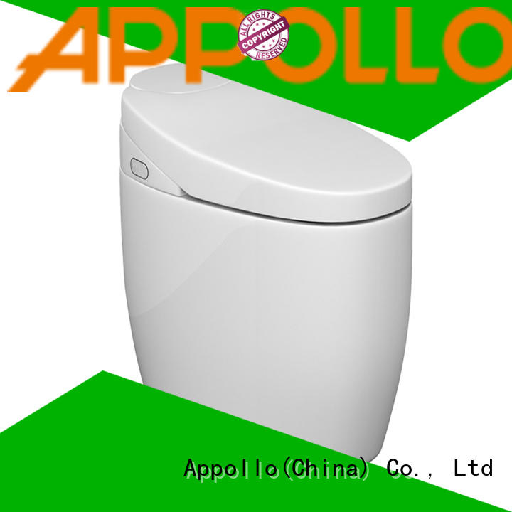 Appollo wash space saving toilet company for men