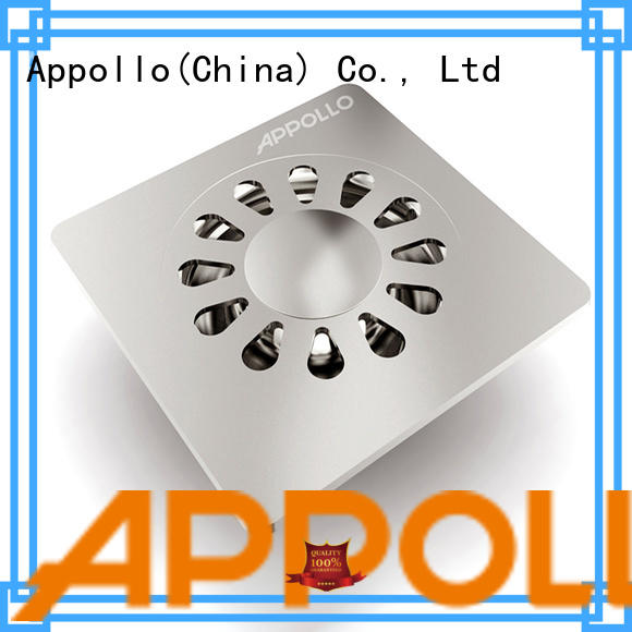 Appollo latest bathroom floor waste for hotel