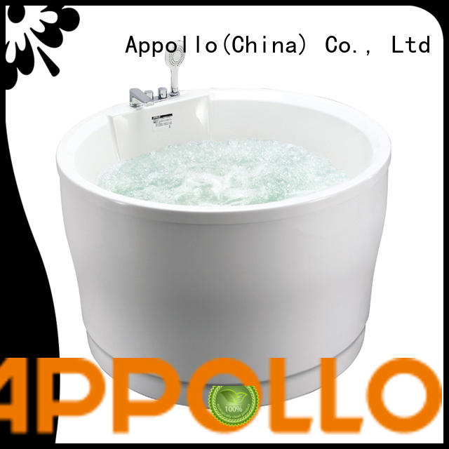 Appollo round drop in jacuzzi company for bathroom