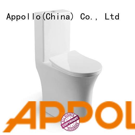 Appollo new tankless toilet for women