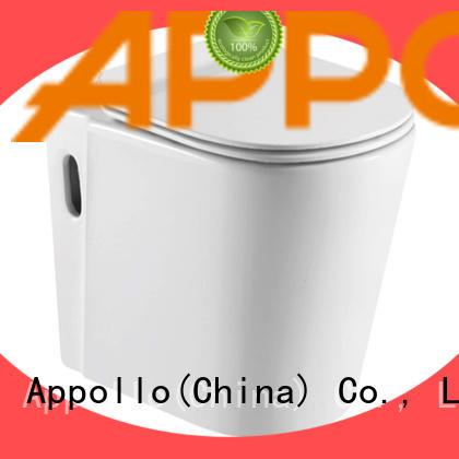 Appollo western dual flush toilet for restaurants