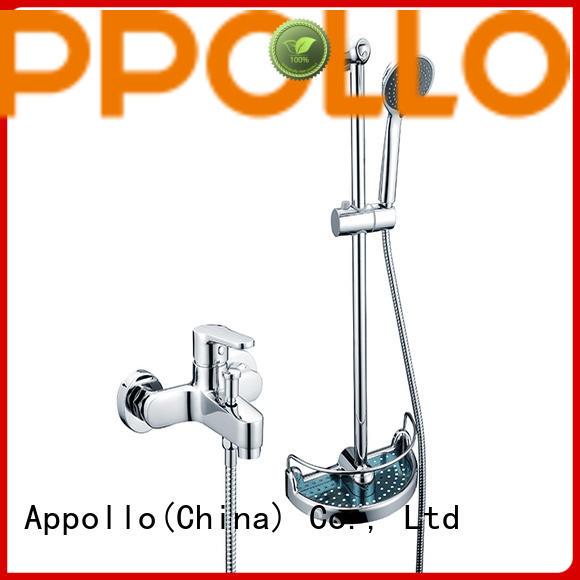Appollo bathroom rain shower system company for restaurants