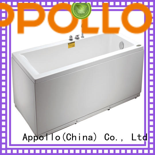 Appollo best soaking bathtub company for hotel