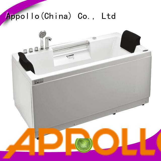 Appollo wholesale jet spa tub suppliers for bathroom