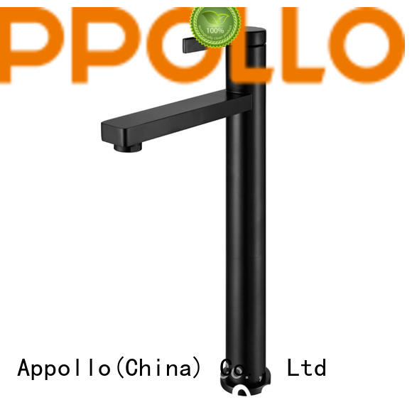 Appollo wholesale restroom faucet manufacturers for basin