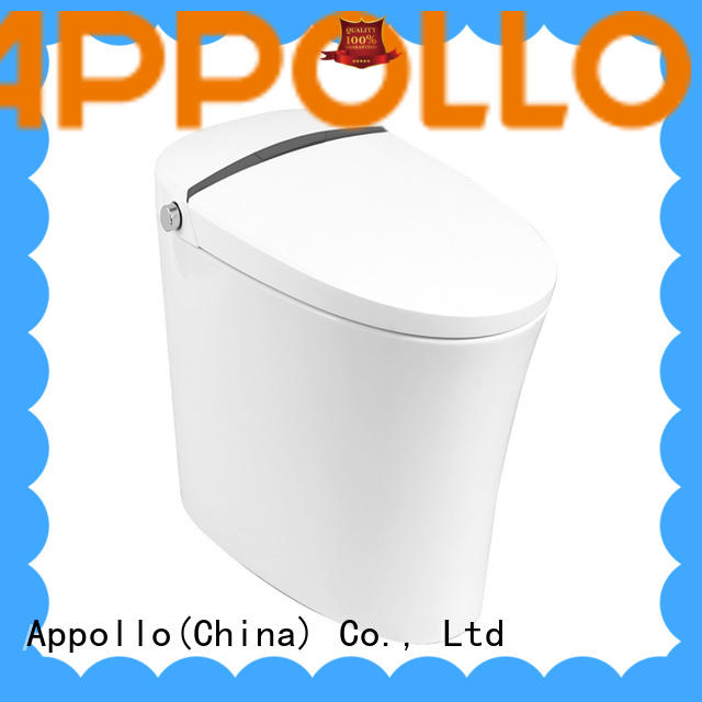 Appollo golden bathroom commode supply for home use