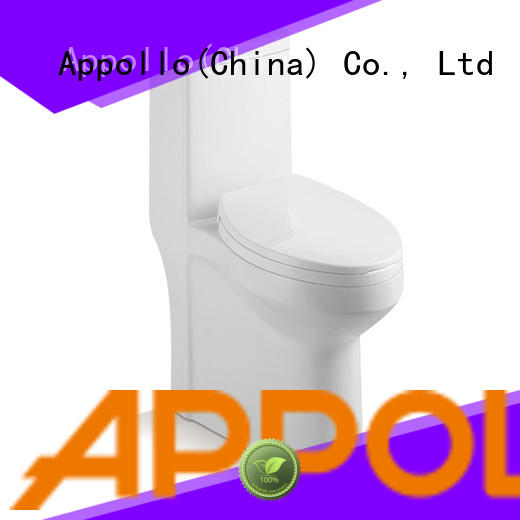 Appollo best modern toilets for small bathrooms factory for hotels