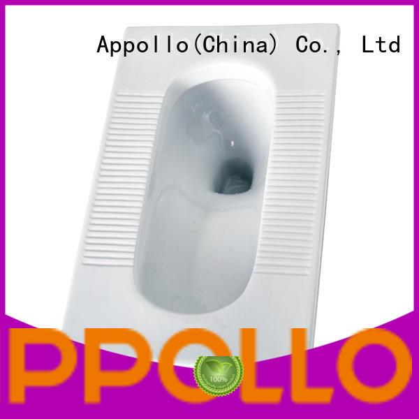 Appollo wholesale water efficient toilets manufacturers for restaurants