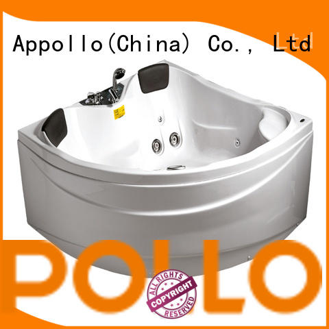 Appollo bubble deep bathtubs factory for hotel