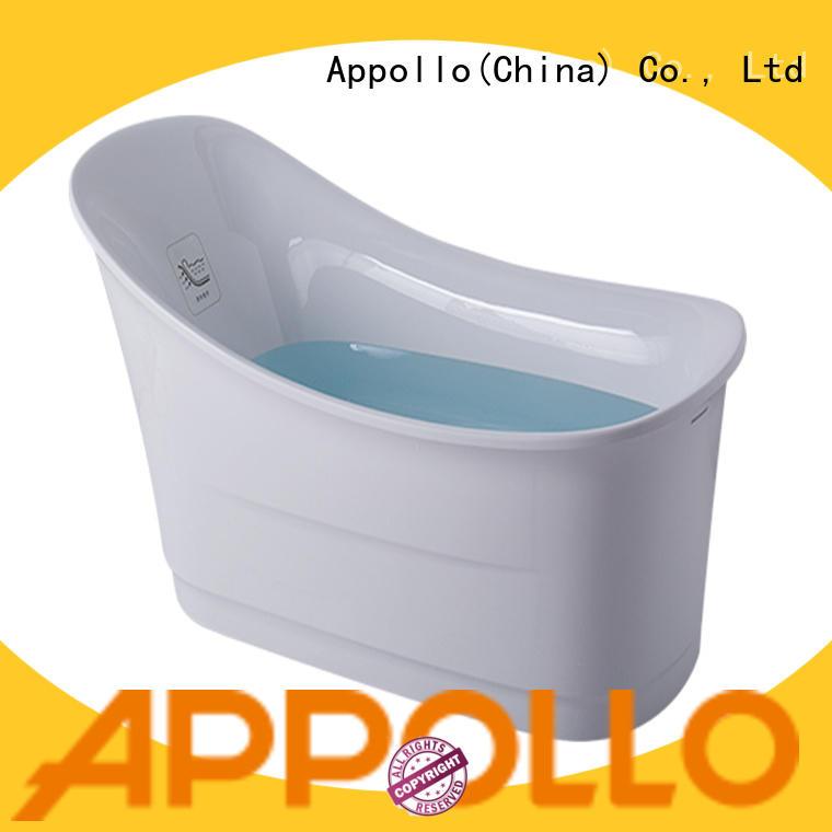 Appollo magic acrylic bathtub supply for family