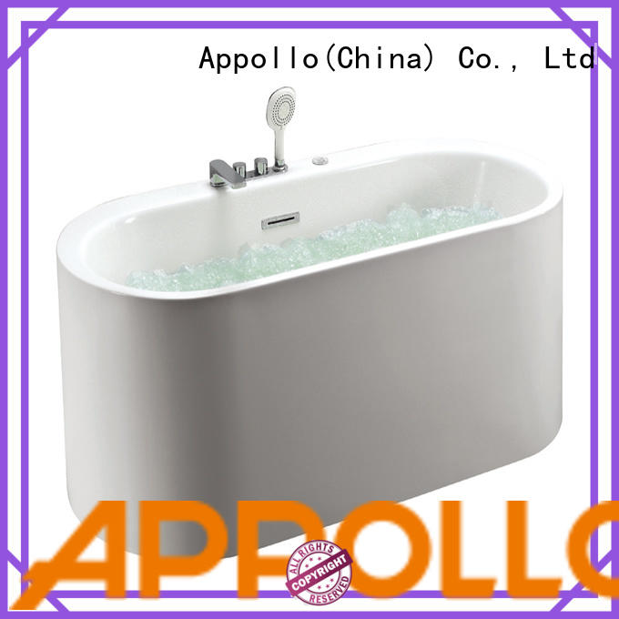 high-quality water jet tub bath supply for hotel
