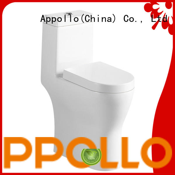 Appollo best floating toilet supply for hotel