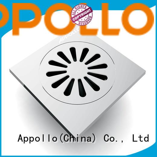 Appollo ap0003 floor drain suppliers factory for bathroom