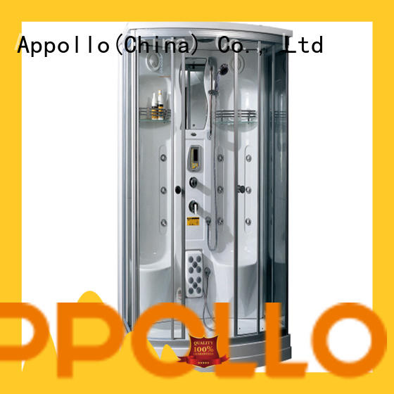 Appollo su1700ts1700w steam shower manufacturers supply for hotels