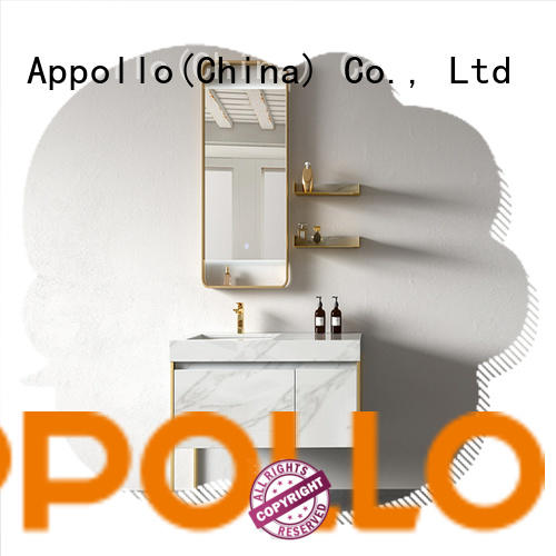Appollo fashionable bathroom cabinet with drawers suppliers for house