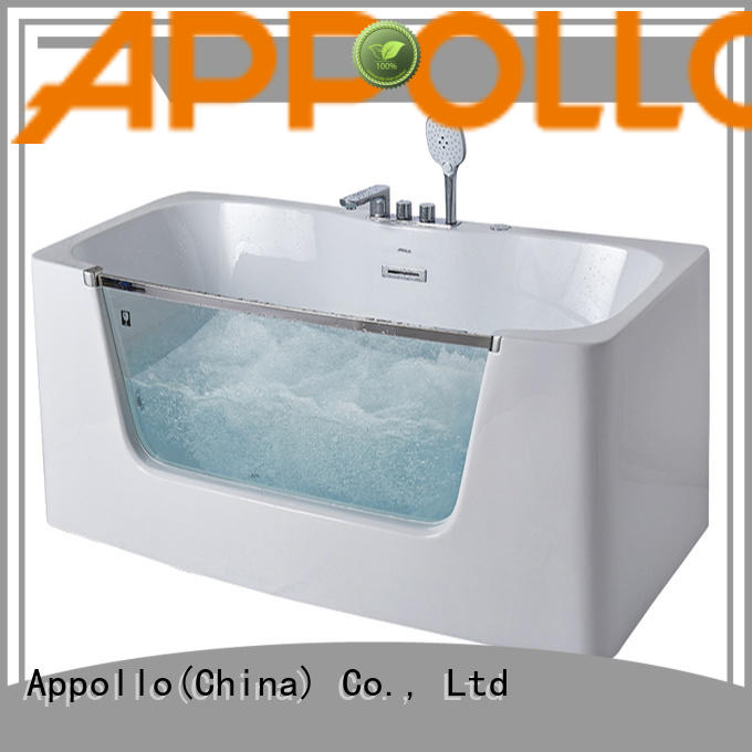 Appollo high-quality round whirlpool tub company for family