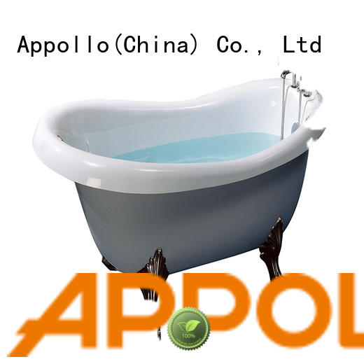 Appollo ts1503 steel bath for indoor
