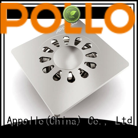 Appollo washing bathroom floor drain supply for hotel