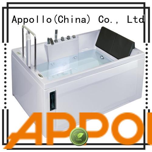 Appollo at9077 bath back massager for restaurants