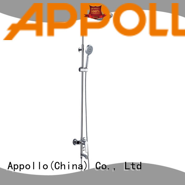 Appollo best shower head factory factory for home use