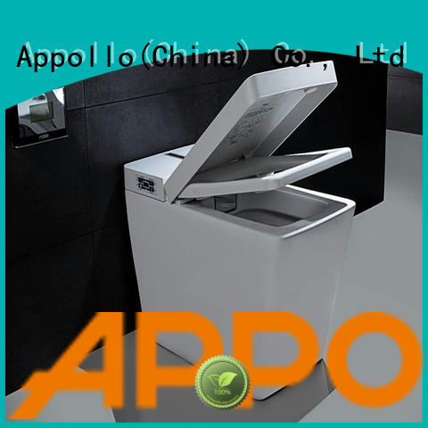 Appollo top western toilet price list for business for hotel